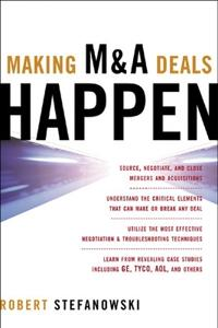Making M&A Deals Happen