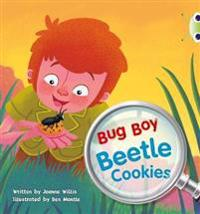 BC Yellow A/1C Bug Boy: Beetle Cookies