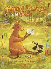 Mimmi Lehmä lukee