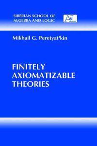 Finitely Axiomatizable Theories