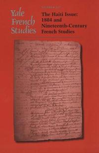 Yale French Studies, Number 107