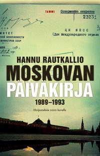 Moskovan päiväkirja 1989-1993