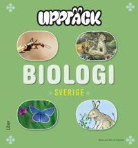 Upptäck Sverige Biologi Grundbok