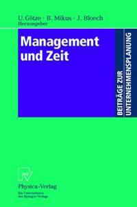 Management Und Zeit
