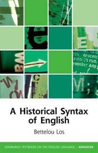 A Historical Syntax of English