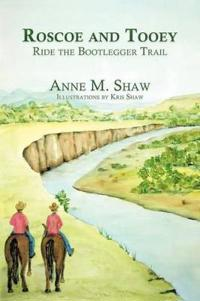 Roscoe and Tooey Ride the Bootlegger Trail