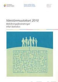 Väestönmuutokset 2010