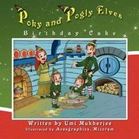 Poky and Pogly Elves Birthday Cake