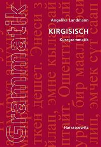 Kirgisisch. Kurzgrammatik