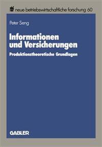 Informationen Und Versicherungen