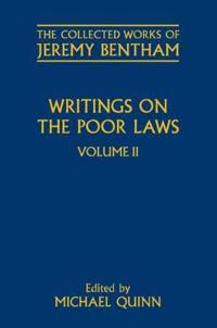 Writings on the Poor Laws