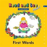Jolly Phonics Read and See Pack 1 (in Print Letters)
