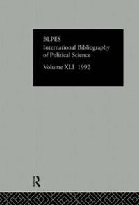 International Bibliography of the Social Sciences 1992