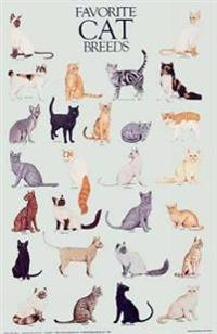 Favorite Cat Breeds